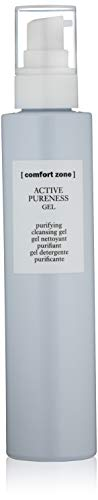 [comfort zone] Active Pureness Gel | Cleanser to Clear Pores | Daily Foaming Cleanser for Oily Skin, 6.76 fl oz