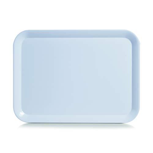 Zeller Melamintablett, Melamin, Weiß, 43.5 x 32.5 cm