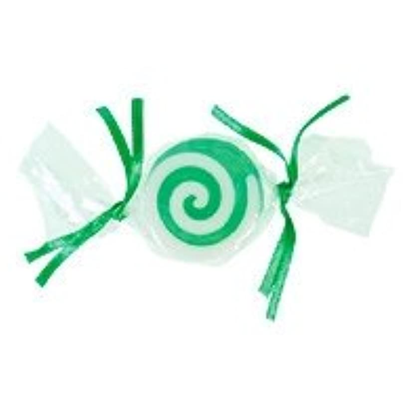 シンポジウム生産的スローベジタブルソープ キャンディ「グリーン」20個セット グリーンアップルの香り