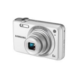 """Samsung ES ES65 Cámara compacta 10.3MP 1/2.33"""" CCD 3648 x 2736Pixeles Blanco - Cámara Digital (10,3 MP, 3648 x 2736 Pixeles, 1/2.33"""", CCD, 5X, Blanco)"""