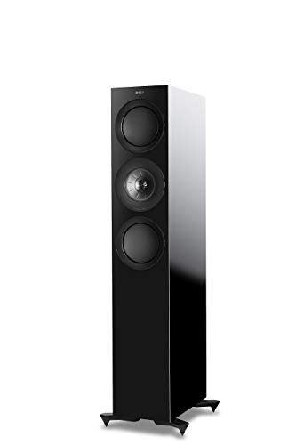Why Should You Buy KEF R7 Floorstanding Speaker (Pair, Gloss Black) (R7BL)