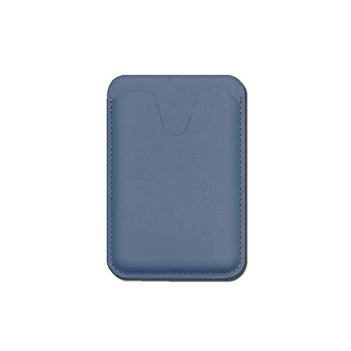 Simplism シンプリズム iPhone MagSafe対応カードウォレット ネイビー TR-IP20-LWMS-NV