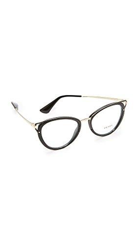 Prada Brille (PR 53UV 1AB1O1 52)