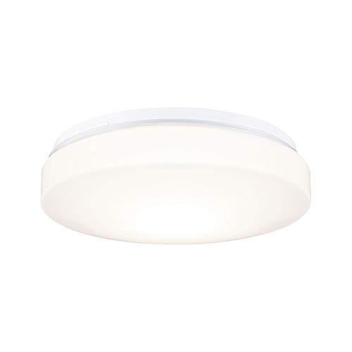 Paulmann 78898 HomeSpa Deckenleuchte Axin IP44 260mm max. 18 Watt Deckenleuchte Weiß Badezimmerlampe Kunststoff E27