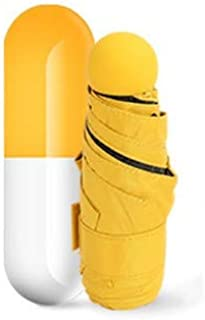 Capsule Umbrella (Yellow)