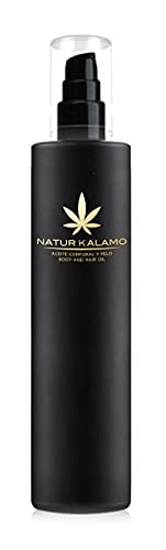 Natur Kalamo - Siero Lifting per il Viso Vegano - 50 ml - Aiuta a Rassodare,...
