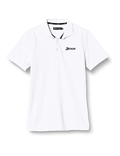 [スリクソン] 半袖シャツ RGMNJA06 メンズ WH00(ホワイト) 日本 LL (日本サイズ2L相当)