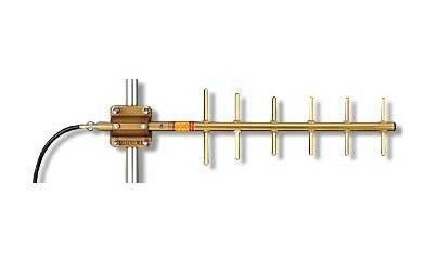 Laird Technologies - Y4506-450-470MHz 10.2dB 6 Element Yagi Antenna