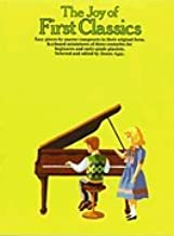 Joy of First Classics: For Piano: Bk. 1 (The joy books)