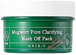 [AXIS-Y] Mugwort Pore, Clarifying Wash Off Pack 100 ml