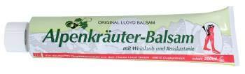 Alpenkräuter-Balsam mit Weinlaub und Rosskastanie (200 ml)