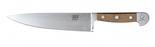 Güde  ALPHA-Birne  Brotmesser, Klingenlänge: 21 cm Küchenmesser - Geschmiedet - Solingen, Messer - groß - scharf  - hochwertig