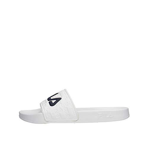 Fila Boardwalk Slipper Infradito Uomo Bianco 43