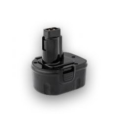 Heib kwaliteitsaccu - accu voor Dewalt boormachine DW980K2H - 3000 mAh - 12 V - NiMH
