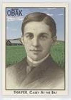 Ernest Thayer nathaniel thayer