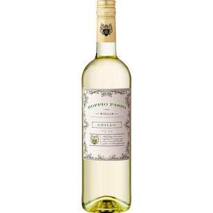 Doppio Passo Grillo Weißwein halbtrocken, 6er Pack (6 x 0.75 l)