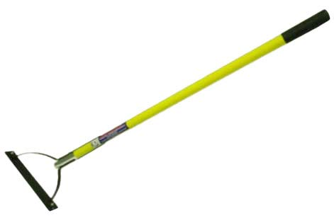 Solidtools Weed Cutter, Sling Blade with Fiberglass Handle