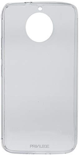 Capa Protetora para Moto G5S, Privilege, Capa Protetora Flexível, Transparente