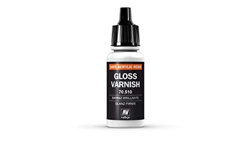 Vallejo, Model Color, Acrylfarbe, 17 ml, Glanzlack, 17 ml