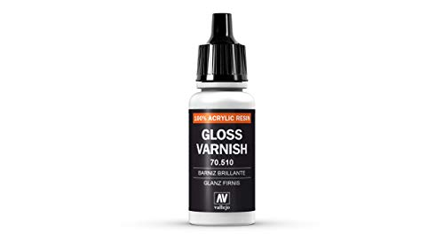 Vallejo Varnish 17Ml - Gloss Varnish 70510