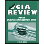 CIA Review: 4Business Management Skills