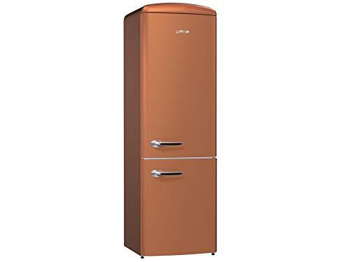 Gorenje Ork 193�CR Stand da frigo congelatore dispositivo di combinazione Copper marrone frigorifero congelatore Stand Retro