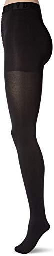 DKNY Damen Cozy Opaque Control Top Tight Strümpfe, schwarz, Hoch