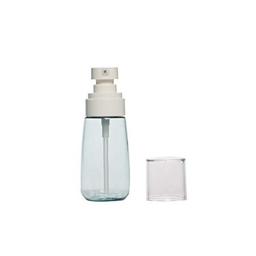 Nettoyage d'alcool spécial pulvérisation fine flacon pulvérisateur maquillage portable bouteille hydratante sous-bouteille pour huiles essentielles et liquides/cosmétiques-30 ml_Translucide