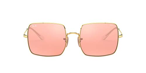 Ray-Ban RB1971 Gafas, Gold, 54 para Mujer