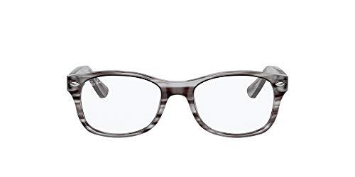 Ray-Ban Junior Vista 0RY1528 Gafas, Gris, 48 Unisex Adulto