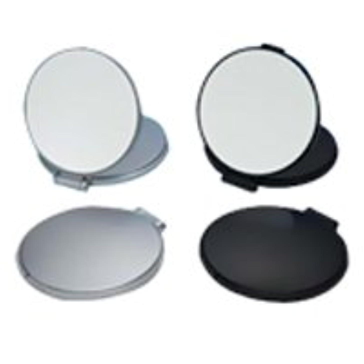 評価可能軸金額コンパクトミラー 拡大鏡 メイク 拡大ミラー ナピュアミラー 鏡 リアルズームアップ プラス 両面 5倍 RC-05 堀内鏡工業※このページは「シルバー」のみの販売です◆シルバー