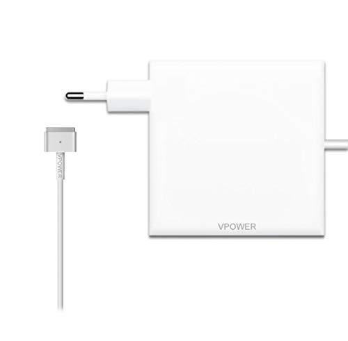 VPOWER MagSafe 2 (T) Ladegerät passend für MacBook Pro Retina 13