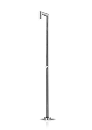 Check Out This JEE-O ORIGINAL 04 | Freestanding shower with pressure balance valve in polished stain...