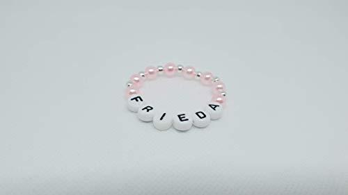 Babyarmband – Armband mit Namen – Namensarmband – Geschenk – Taufarmband