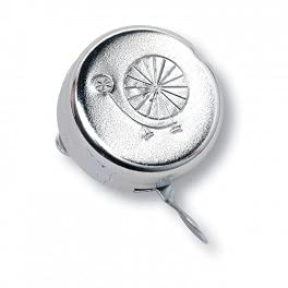 Bell Timbre Paseo 65 Mm Plata