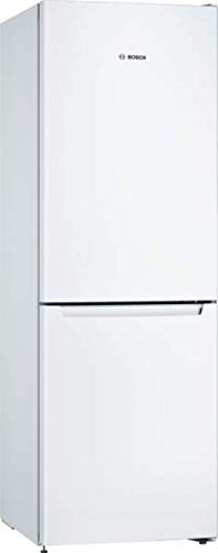Bosch KGN33NWEAG Serie 2 Freestanding Fridge Freezer, No Frost, 279L capacity, 60cm wide, White
