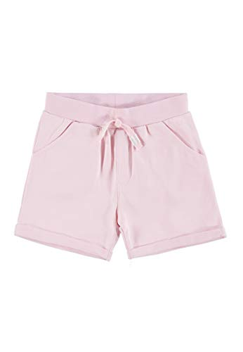 Bellybutton mother nature & me Baby-Mädchen Shorts, Rosa (Lotus|Rose 2069), (Herstellergröße: 86)