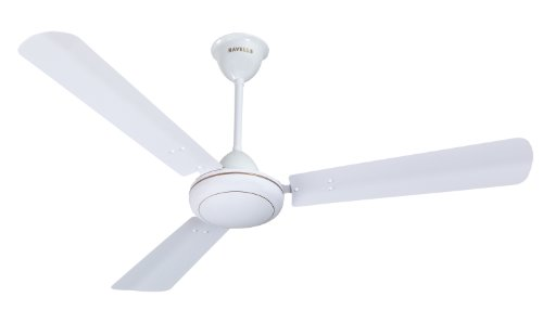 Havells SS 390 900mm Ceiling Fan (White)