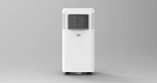 BEKO BP209H, Climatizzatore Portatile, 9000 Btu, Raffrescamento e Riscaldamento, Bianco