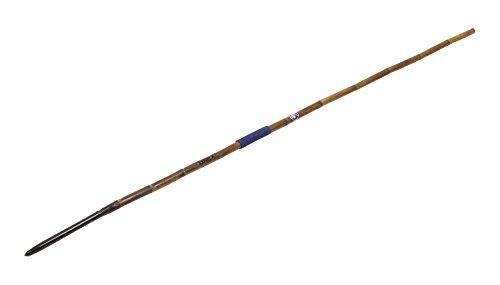 HAEST Leichtathletik - Trainingsspeer aus Bambus - 600 Gramm - Speerwurf
