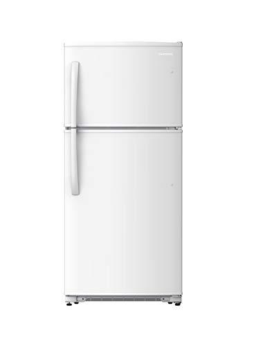 Daewoo RTE21GBWCS Top Mount Refrigerator/Ice Maker Ready