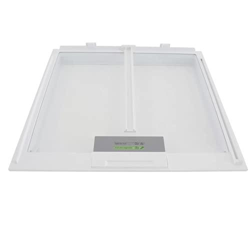 Desconocido Piastra in vetro per frigorifero Balay 3KF6855ME/03 (11018436)