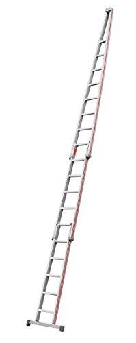 Hymer Glasreinigerleiter 5-teiliger Satz 28 Sprossen 8,45 m lg Art-Nr 501728
