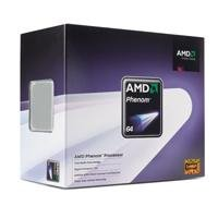 AMD Phenom X4 9650 Prozessor Box (Sockel AM2+, 2,3GHz, 65nm, 2MB L2-Cache)