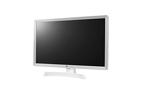 Monitor LCD de 28TL510V-WZ de 27,5', Monitor de TV de 1366x768, 16:9, 5 ms, Color Gris