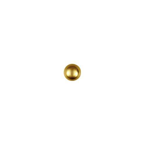 PIERCINGLINE® 18 Karat Echtgold Klemmkugel 5 mm