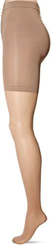 DKNY Women's Sheer Satin Ultimate Toner, Nude, Tall