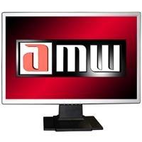 AMW X1910WDS Monitor LCD-TFT 19.0'' 1440 x 900 Audio TCO 03 Silber/Schwarz