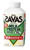 明治 ザバスミルクプロテイン 脂肪0 430ml×12本「クール便でお届けします。」