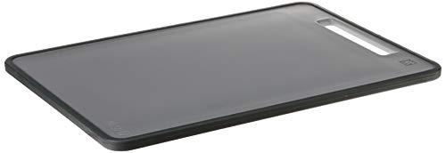 Zwilling Schneidbrett, Kunststoff, Grau, 43 x 30 x 1.3 cm